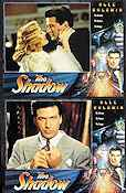 The Shadow 1994 lobby card set Alec Baldwin Russell Mulcahy