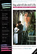She´s Been Away 1989 poster Rebecca Pidgeon Peter Hall