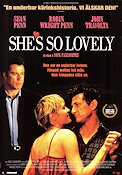She's So Lovely 1997 poster Sean Penn Nick Cassavetes