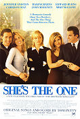 She´s the One 1996 poster Jennifer Aniston