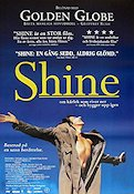 Shine 1996 Movie poster Armin Mueller-Stahl