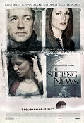 The Shipping News 2001 poster Kevin Spacey Lasse Hallström