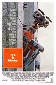 Short Circuit 2 1988 poster Fisher Stevens
