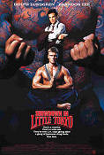 Showdown in Little Tokyo 1992 Movie poster Dolph Lundgren