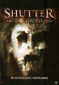 Shutter DVD 2008 movie poster Joshua Jackson