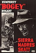 The Treasure of the Sierra Madre Poster 70x100cm FN original