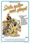 American Graffiti 1972 poster Richard Dreyfuss George Lucas