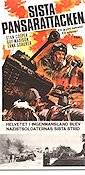 The Last Fight of the Panzer Division Poster 30x70cm FN original