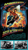 Last Action Hero 1993 Movie poster Arnold Schwarzenegger