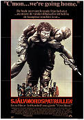 Uncommon Valor 1983 Movie poster Gene Hackman