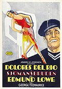 The Bad One 1930 Movie poster Dolores del Rio