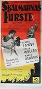 Prince of Foxes 1949 poster Tyrone Power