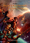 Treasure Planet 2002 Movie poster
