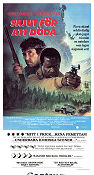 Deadly Pursuit 1988 poster Sidney Poitier Roger Spottiswoode