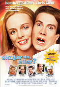 Say it isn't So 2001 Movie poster Heather Graham
