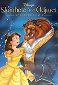 Beauty and the Beast 1992 poster