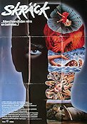 Phobia 1980 Movie poster Paul Michael Glaser John Huston