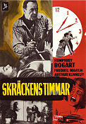 The Desperate Hours 1955 poster Humphrey Bogart William Wyler
