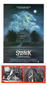 Fright Night 1985 poster Chris Sarandon Tom Holland