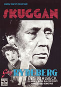 Skuggan 1953 Movie poster Georg Rydeberg Kenne Fant