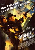 Sky Captain and the World of Tomorrow 2004 Movie poster Gwyneth Paltrow