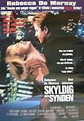 Guilty as Sin 1993 Movie poster Rebecca de Mornay Sidney Lumet