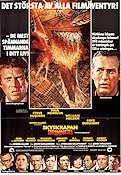 The Towering Inferno 1975 Movie poster Steve McQueen