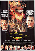 The Towering Inferno 1974 poster Steve McQueen John Guillermin