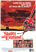 Battle of Britain 1969 Movie poster Michael Caine