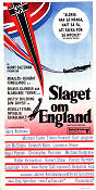 Battle of Britain 1969 Movie poster Michael Caine Guy Hamilton