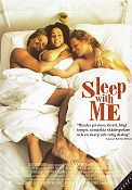 Sleep with Me 1994 poster Eric Stoltz