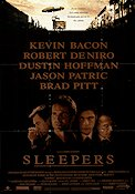 Sleepers 1996 poster Kevin Bacon