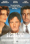 Accidental Hero 1992 Movie poster Dustin Hoffman