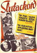 Schlussakkord 1936 Movie poster Lil Dagover