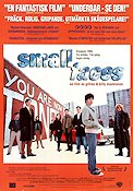 Small Faces 1995 Movie poster Claire Higgins