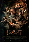 The Hobbit The Desolation of Smaug 2013 poster Ian McKellen Peter Jackson
