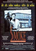 Smoke 1995 Movie poster William Hurt