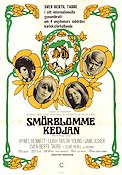 The Buttercup Chain 1970 poster Sven-Bertil Taube