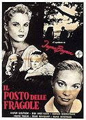 Wild Strawberries 1958 Movie poster Victor Sj�str�m Ingmar Bergman