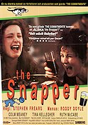 The Snapper 1993 Movie poster Tina Kellegher Stephen Frears