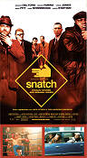 Snatch 2000 poster Jason Statham Guy Ritchie