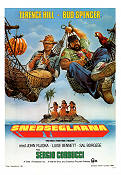Who Finds a Friend Finds a Treasure 1981 Movie poster Terence Hill