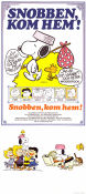 Snoopy Come Home 1972 poster Bill Melendez