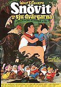 Snow White and the Seven Dwarfs 1938 Movie poster