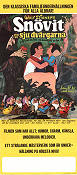 Snow White and the Seven Dwarfs 1938 poster