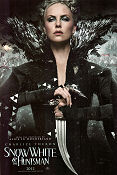 Snow white and the Huntsman 2012 poster Chris Hemsworth