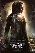 Snow white and the Huntsman 2012 poster Charlize Theron