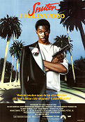 Beverly Hills Cop 1984 Movie poster Eddie Murphy