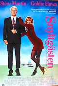 Housesitter 1992 Movie poster Steve Martin
