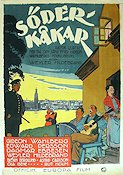 Söderkåkar 1932 Movie poster Edvard Persson